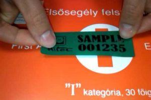 NT (Non Transfer) biztonsági címke